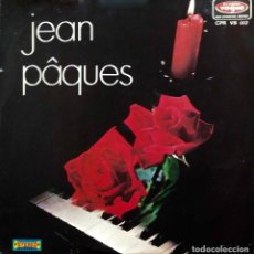 Discos de vinilo: JEAN PÂQUES. LP ORIGINAL FRANCIA.. Lote 110476471