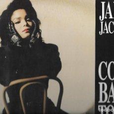 Discos de vinilo: VINILO VINILO JANET JACKSON COME BACK TOME . Lote 110485863