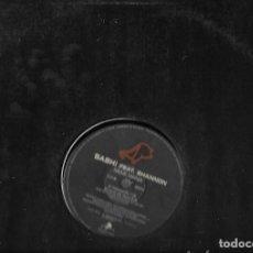 Discos de vinilo: LP VINILO SASH FEAT. Lote 110486831