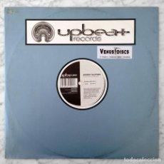 Discos de vinilo: EP - ARSENIC ALLSTARS - SAVE THE PLANET E.P. - UPBEAT RECORDS - 1998 (TRANCE). Lote 110487611