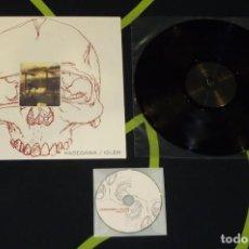 Discos de vinilo: HASEGAWA / IGLER - 12'' + CD [ARCHIVE, 2009 · LIM. 200]. Lote 110493383