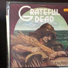 Discos de vinilo: WAKE OF THE FLOOD. GRATEFUL DEAD. Lote 110501727
