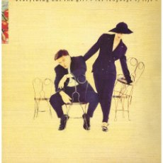 Disques de vinyle: EVERYTHING BUT THE GIRL - THE LANGUAGE OF LIFE - LP 1990 - ED. ALEMANIA - BUEN ESTADO. Lote 110518071