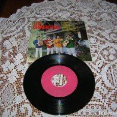 Discos de vinilo: DISCO LOS CHIMBEROS .FOLKLORE ESPAÑOL. Lote 110529263