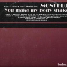 Discos de vinilo: LP VINILO CARLOS BERLANGA & ANDRE MONTIANO FEAT. Lote 110561627