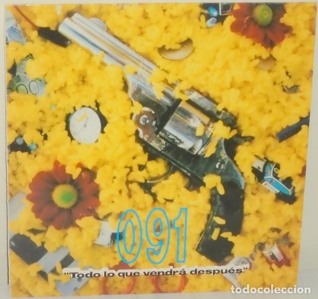 091 - TODO LO QUE VENDRÁ DESPUES POP QUARK - 1995 (Música - Discos - LP Vinilo - Grupos Españoles de los 90 a la actualidad)