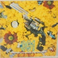 Discos de vinilo: 091 - TODO LO QUE VENDRÁ DESPUES POP QUARK - 1995. Lote 110561983