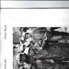 Discos de vinilo: COME FROM THE SHADOWS JOAN BAEZ . Lote 110563375