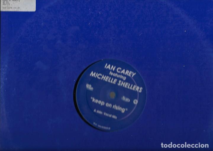 LP VINILO IAN CAREY (Música - Discos de Vinilo - Maxi Singles - Pop - Rock Extranjero de los 90 a la actualidad)