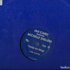 Discos de vinilo: LP VINILO IAN CAREY. Lote 110563607
