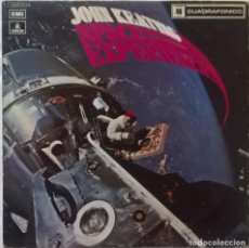 Discos de vinilo: JOHN KEATING-SPACE EXPERIENCE, ODEON-1 J 066-05.113 Q. Lote 110564759