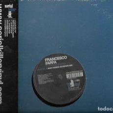 Discos de vinil: LP VINILO FRANCESCO FARFA. Lote 110565787