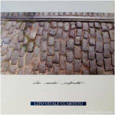 Discos de vinilo: LITO VITALE CUARTETO – LA SENDA INFINITA - LP SPAIN 1989 - GASA 4GA-0369. Lote 110568387