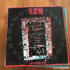 Discos de vinilo: LAST DRIVE - BLOOD NIRVANA - LP ROMILAR-D 1991. Lote 110572443