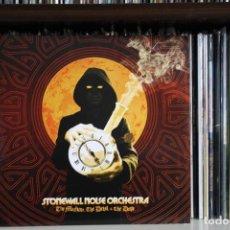 Discos de vinilo: STONEWALL NOISE ORCHESTRA. THE MACHINE, THE DEBIL & THE DOPE, NUEVO. Lote 110581659