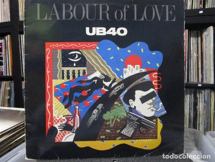 UB40 - Labour Of Love (LP, Album)