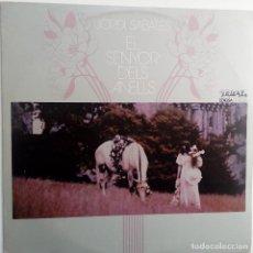 Discos de vinilo: JORDI SABATES- EL SENYOR DELS ANELLS- LP 1974 - VINILO COMO NUEVO.REF. 02. Lote 110608091