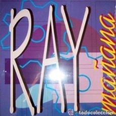 Discos de vinilo: RAY - MAÑANA - MAXI-SINGLE (4 VERSIONES) 1993 DRO . Lote 110615923