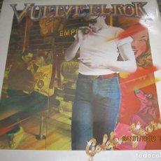 Discos de vinilo: VUELVE EL ROK LP - GOLDEN YEARS - EDICION ESPAÑOLA PROMO - IMPERIAL INTERNACIONAL 1980 - STEREO -. Lote 110632631