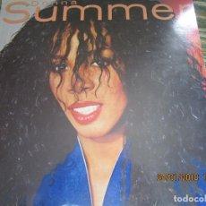 Discos de vinilo: DONNA SUMMER - DONNA SUMMER LP - ORIGINAL ESPAÑOL -WARNER 1982 CON FUNDA INT. ORIGINAL. Lote 110634683