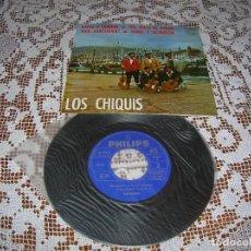Discos de vinilo: DISCO LOS CHIQUIS ,AÑOS 60. Lote 110654075