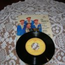 Discos de vinilo: DISCO LOS CHIMBEROS ,AÑOS 60. Lote 110654455