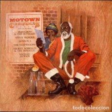 Discos de vinilo: THE MOTOWN CHRISTMAS ALBUM – LP VINILO 33 RPM. Lote 110663011