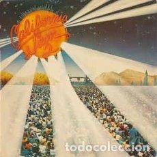 Discos de vinilo: CALIFORNIA JAM 2 – DOBLE LP – (SANTANA, TED NUGENT, AEROSMITH, DAVE MASON...) VINILO 33 RPM . Lote 110666183