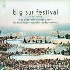 Discos de vinilo: BIG SUR FESTIVAL - ONE HAND CLAPPING – LP VINILO 33 RPM. Lote 110667019