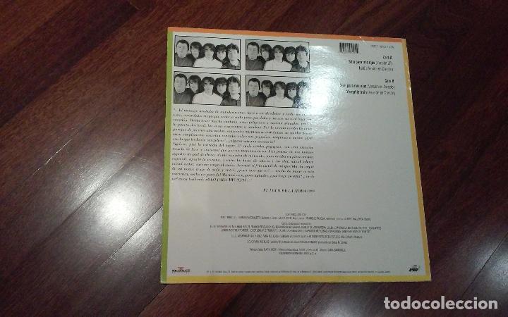 Discos de vinilo: Las sencillos-solo para mis ojos.maxi - Foto 2 - 110672227