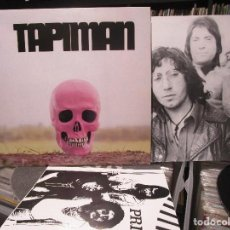 Discos de vinilo: TAPIMAN - TAPIMAN (LP, ALBUM, RE 2003 ) PDI SPAIN. Lote 110678371
