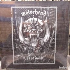 Discos de vinilo: MOTÖRHEAD - KISS OF DEATH (LP, ALBUM) 2006 GERMANY / PRECINTADO. Lote 110685247