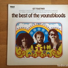 Discos de vinilo: THE YOUNGBLOODS: THE BEST OF THE YOUNGBLOODS. Lote 110691992