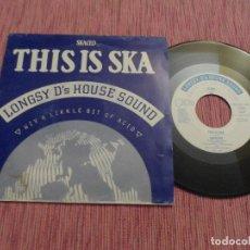 Discos de vinilo: SKACID - THIS IS SKA. Lote 141972962