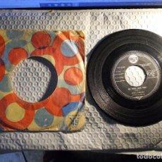 Discos de vinilo: ANTIGUO DISCO VINILO, 45 R.P.M., RCA, ELVIS PRESLEY, AÑO 1959. Lote 110695947