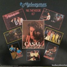 Discos de vinilo: CASAL - BEWITCHED (EMBRUJADA) / POKER PARA UN PERDEDOR / EMBRUJADA (INSTRUMENTAL) (1983). Lote 141569878