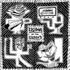 Discos de vinilo: THE RESIDENTS * 2LP 180G * RESIDUE OF THE RESIDENTS * BONUS * GATEFOLD * PRECINTADO!!!. Lote 110720599