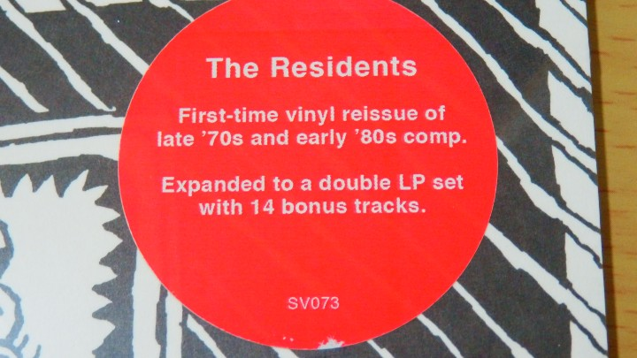 Discos de vinilo: THE RESIDENTS * 2LP 180g * Residue of the residents * Bonus * Gatefold * Precintado!!! - Foto 10 - 110720599