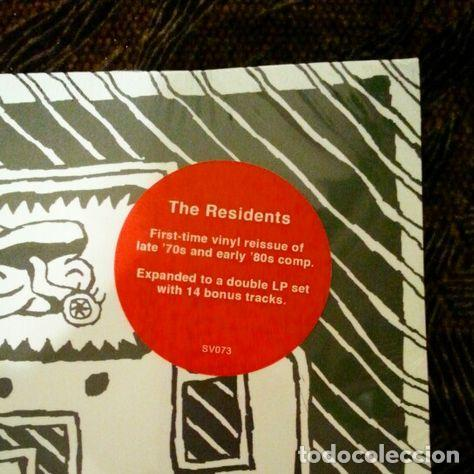 Discos de vinilo: THE RESIDENTS * 2LP 180g * Residue of the residents * Bonus * Gatefold * Precintado!!! - Foto 7 - 110720599