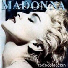 Discos de vinilo: MADONNA - TRUE BLUE - LP VINILO 33 RPM. Lote 110730499