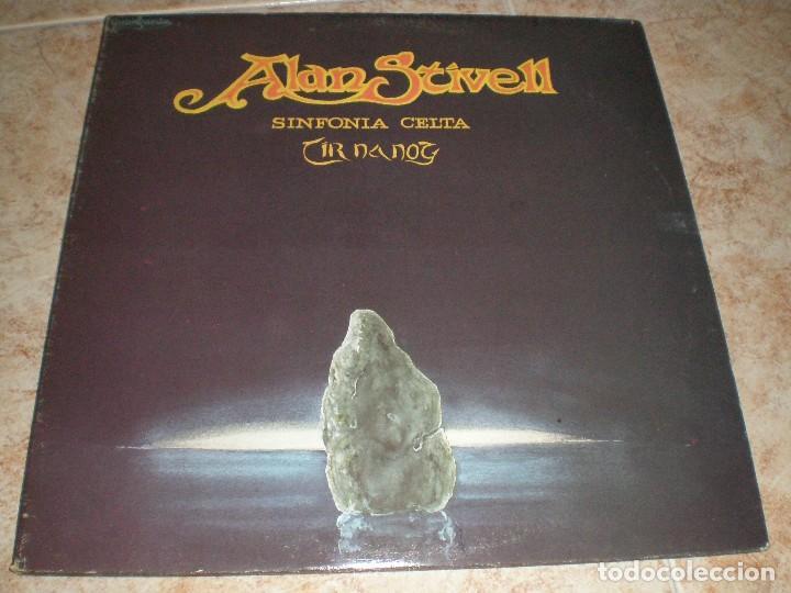 1980 DISCO DOBLE LP ALAN STIVELL. SINFONIA CELTA. CFE KELTIA III (Música - Discos - LP Vinilo - Étnicas y Músicas del Mundo)
