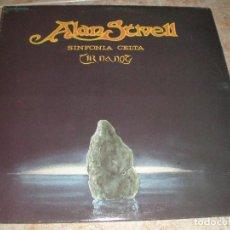 Discos de vinilo: 1980 DISCO DOBLE LP ALAN STIVELL. SINFONIA CELTA. CFE KELTIA III. Lote 110733951