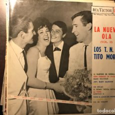 Discos de vinilo: LA NUEVA OLA (VOL II). LOS TNT/TITO MORA. Lote 110762936