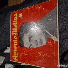 Discos de vinilo: LP CUBA ANTONIO MOLINA. Lote 110774907