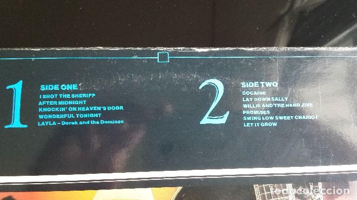 Discos de vinilo: LP ERIC CLAPTON: THE BEST OF ERIC CLAPTON - Foto 3 - 110775391
