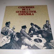 Discos de vinilo: EP CANCIONES DE LA GUERRA CIVIL ESPAÑOLA- DIAL DISCOS 1978 ESPAÑA 6. Lote 110787656