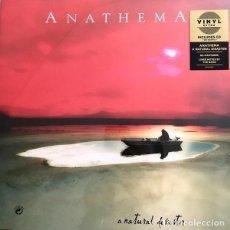 Discos de vinilo: ANATHEMA A NATURAL DISASTER LP 180 GR. Y CD . NUEVO PRECINTADO. Lote 110795399