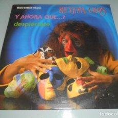Discos de vinilo: HELENA CROS- MAXI SINGLE.. Lote 110805507