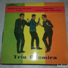 Discos de vinilo: TRIO ODEMIRA - SAMBA DE UNA SOLA NOTA+3 FONOPOLOS 1963. Lote 110816535