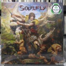 Discos de vinilo: SOULFLY - ARCHANGEL (LP, ALBUM) 2015 PRECINTADO . Lote 110831163